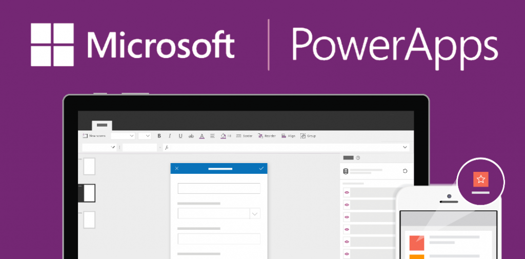 powerapps banner