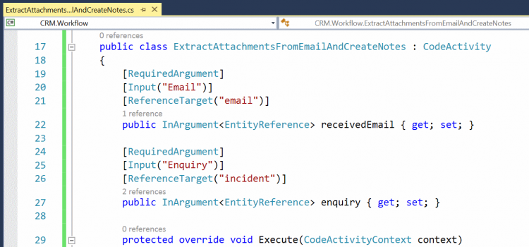 Dynamics 365 – Extracting attachments from an incoming email, create case, and add attachments to as notes