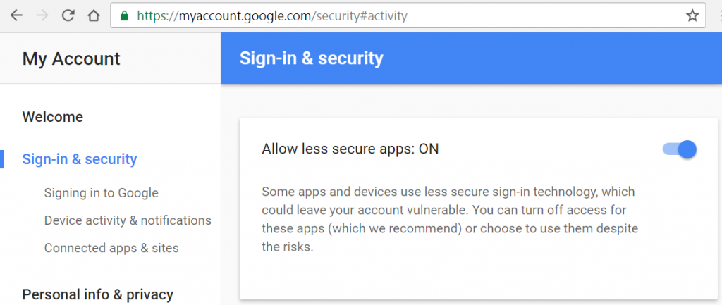 allow-less-secure-apps-on