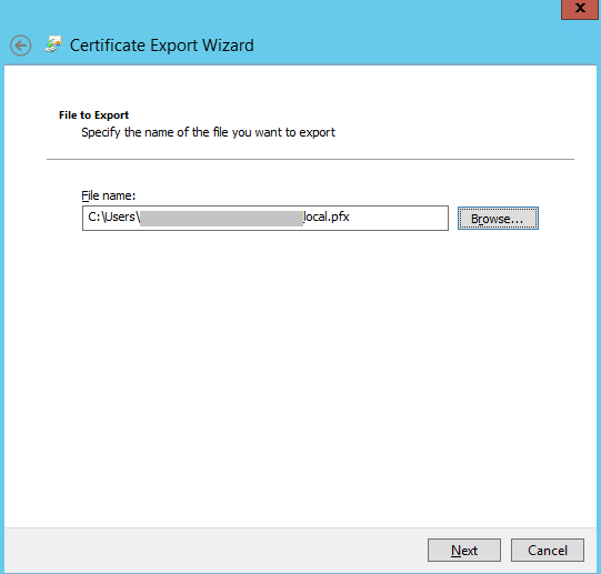 Export Wizard 5