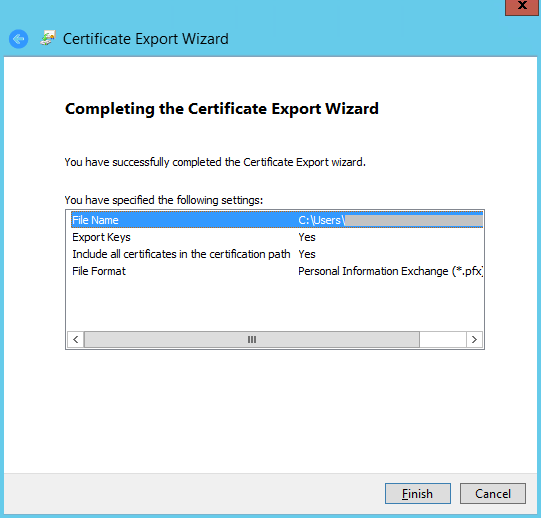 Export Wizard 6