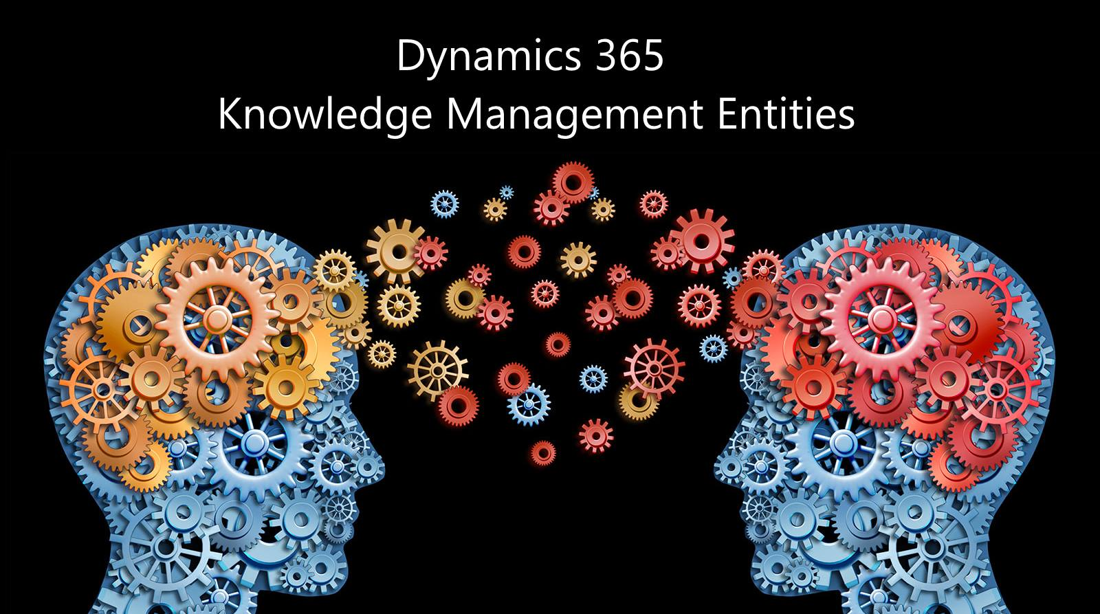 Knowledge Management Entities