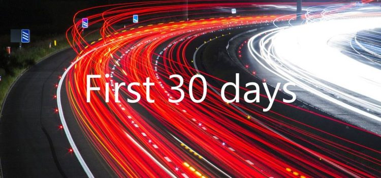 Dynamics 365 – Client feedback – 30 days after go live