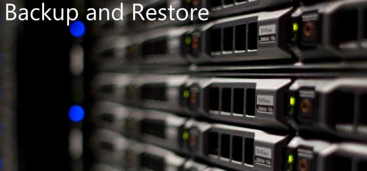 [How To] Create a backup and restore Dynamics 365 (Online) database