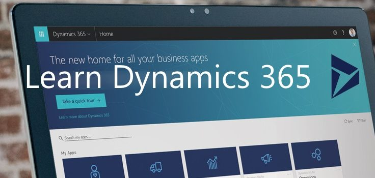 [Learn] Dynamics 365 Learning Resources